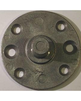 Support roulement avec téton diamètre 12