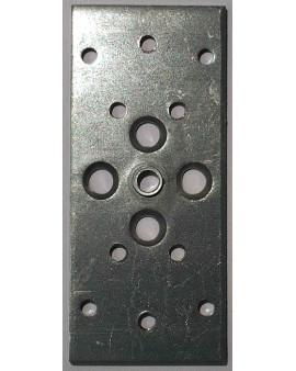 Plaque treuil système traditionnel