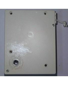 Treuil à cordon Rapport 1/3 Boitier en plastique avec 5 m de cordon Ø 4.3