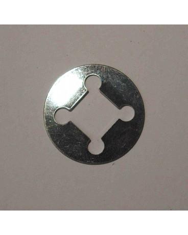 Lot de 50/grandes rondelles 15/ M14 en acier inoxydable A2/DIN 9021