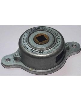 Treuil à prise directe FIXATOR en métal dur nickelé Droit