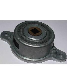 Treuil à prise directe FIXATOR en métal dur nickelé gauche