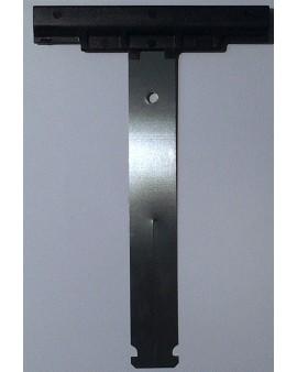Attache à clipper pour tube ZF 45 54 64 pour lames épaisseur 14mm