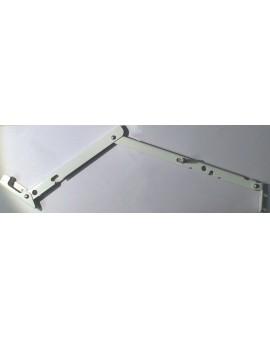 Bras de projection longueur 470 laqué blanc