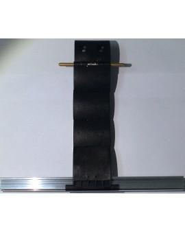 Verrou de sécurité blocksur épaisseur lame 14 mm / 4 maillons
