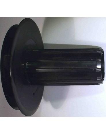 poulie embout zf54 125mm avec porte roulement pour sangle 14mm stores frezet. Black Bedroom Furniture Sets. Home Design Ideas