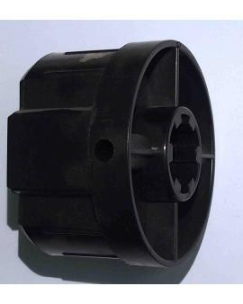 Embout pour compensateur pour tube ZF 80