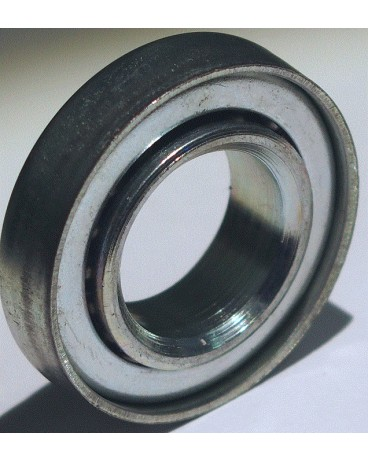 Roulement à billes en acier galvanisé et noyau en acier