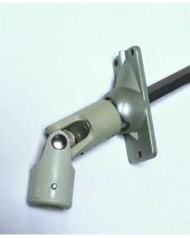 Passe caisson gris 6P10/ tige 6P10 L260mm